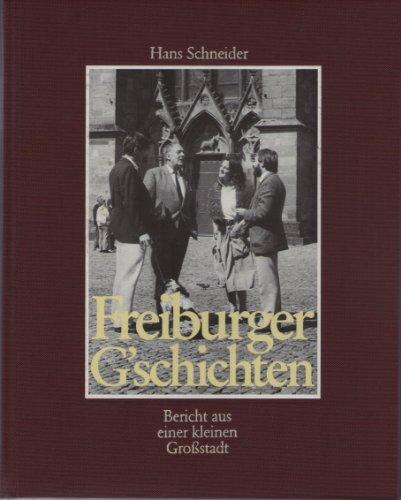 9783923288076: Freiburger G`schichten II