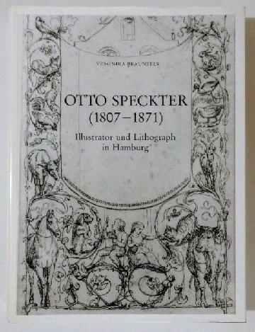 9783923356638: Otto Speckter (1807-1871): Illustrator und Lithograph in Hamburg (German Edition)