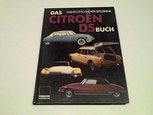 9783923448555: Das Citroën DS 19 Buch