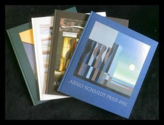 9783923460007: Arno-Schmidt-Preis 1982 für Hans Wollschläger.