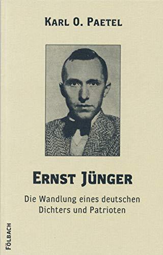 9783923532308: Ernst Jünger