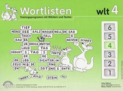 Wortlisten 4. RSR. Druckschrift. (3923566085) by Wortis, Avi