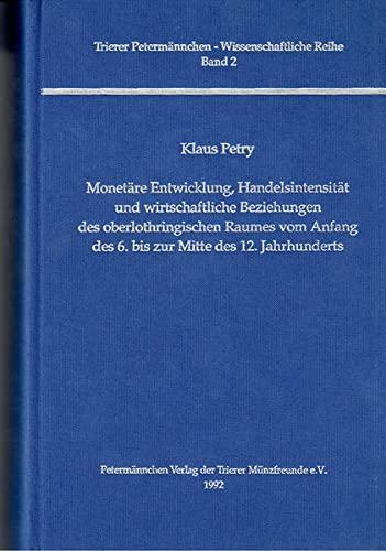 Monet: Petry, Klaus