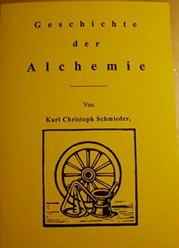 9783923620050: Geschichte der Alchemie