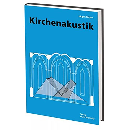 9783923639410: Kirchenakustik