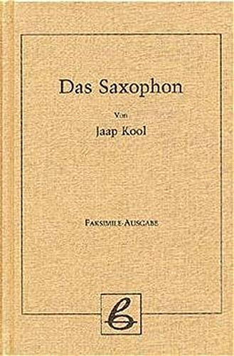 Das Saxophon: Kool, Jaap