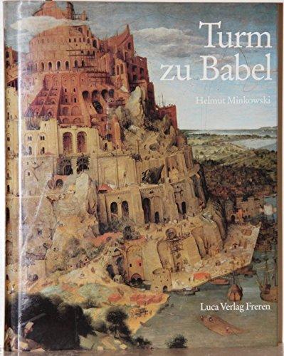 9783923641369: Vermutungen uber den Turm zu Babel.