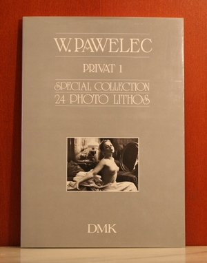 9783923642120: Privat 1. Special Collection. 24 Photo Lithos