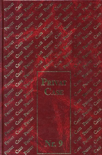 9783923642854: Erotische Fotografie der 50er Jahre. - Limitierte Buchclubausg. und Auktionskatalog, Erstveroeff.. - Nuernberg Skandinavien Wilson, DM. Gesamttitel: Privat case; Nr. 9