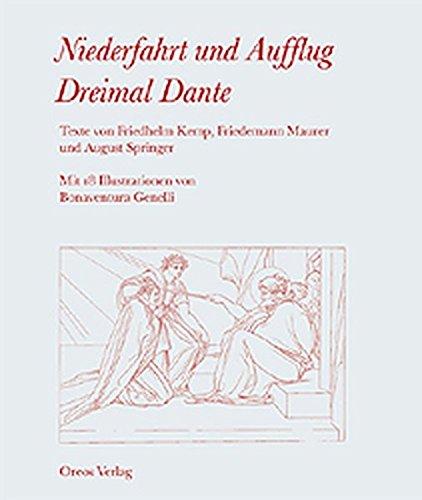 Niederfahrt und Aufflug: Dreimal Dante: Kemp Friedhelm, Maurer
