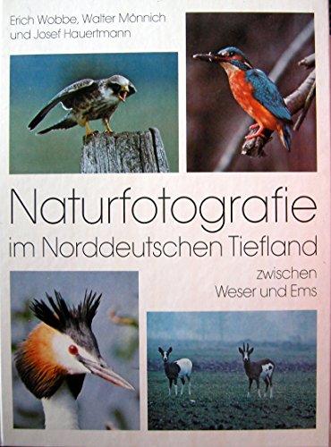 9783923664047: Naturfotografie im Norddeutschen Tiefland zwischen Weser und Ems