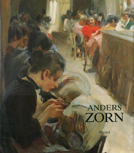 Anders Zorn, 1860-1920: Gemalde, Aquarelle, Zeichnungen, Radierungen (German Edition): ...