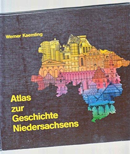 Atlas zur Geschichte Niedersachsens: Kaemling:
