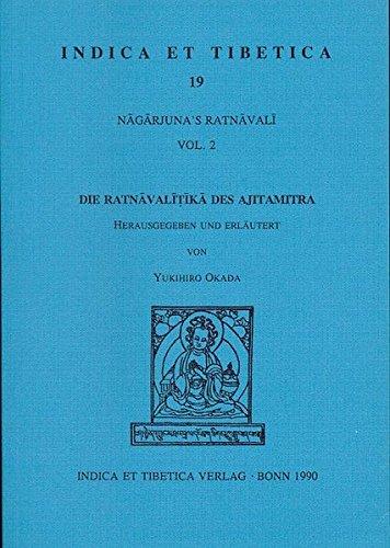 Nagarjuna's Ratnavali (Indica et Tibetica) (3923776195) by Nagarjuna