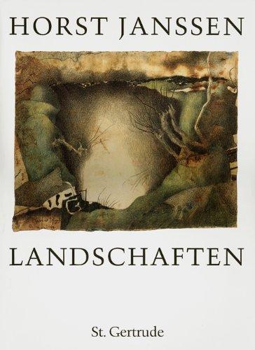Landschaften: Horst Janssen