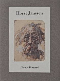 Drawings and etchings: Horst Janssen