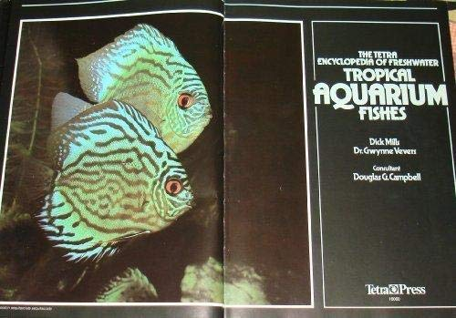 The Tetra Encyclopedia of Freshwater Tropical Aquarium Fishes (3923880898) by Dick Mills