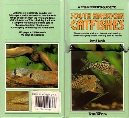 9783923880973: A Fishkeeper's Guide to South American Catfish