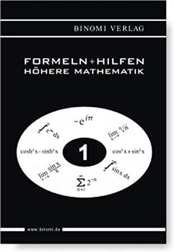 9783923923366: Merziger, G: Formeln + Hilfen Höhere Mathematik