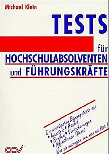 Tests für Hochschulabsolventen und Führungskräfte (3923930097) by Michael Klein