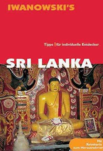 9783923975310: Sri Lanka. Malediven. Reisehandbuch