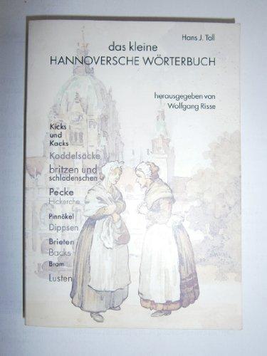 9783923976348: Das kleine Hannoversche Wörterbuch.
