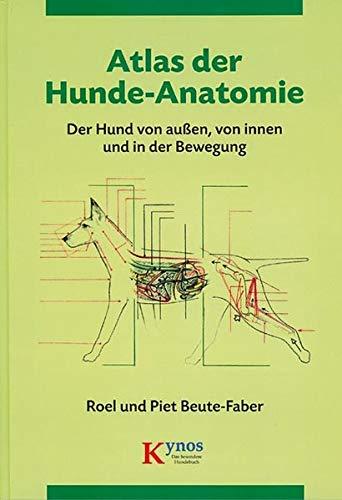 9783924008437: Atlas der Hunde-Anatomie: Der Hund von au�en, von innen und in der Bewegung