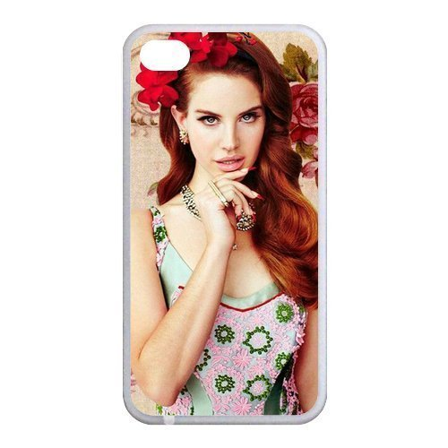 9783924031008: Customize Famous Singer Lana Del Rey Back Case for iphone 5c Designed by HnW Accessories