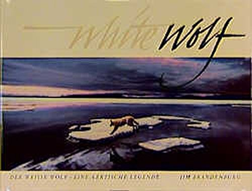 9783924044398: Der weiße Wolf