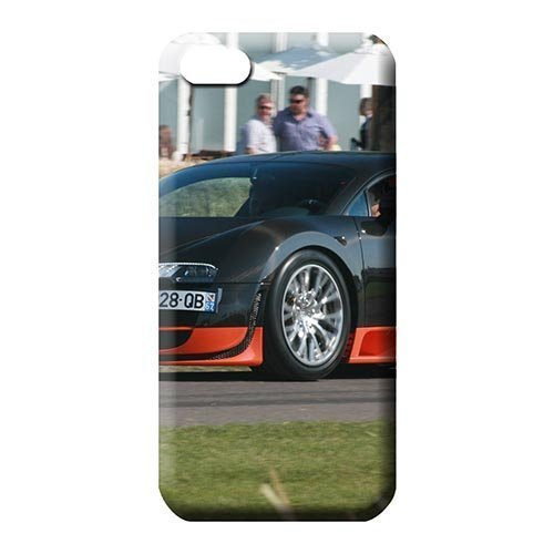 9783924063740: iphone 5c Classic shell Cases High Grade phone cover shell Bugatti Veyron car logo super