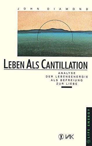 9783924077198: Leben als Cantillation.