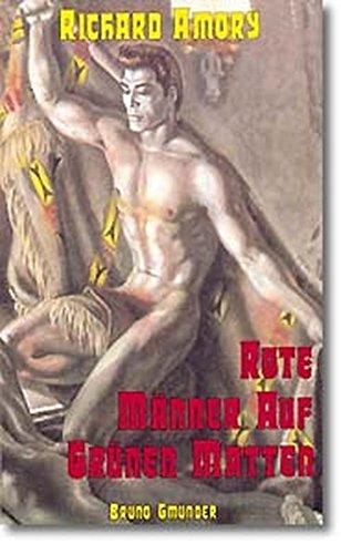 9783924163723: Rote Manner Auf Grunen Matten