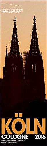 9783924169329: Köln - Cologne 2016. Foto-Postkarten Kalender