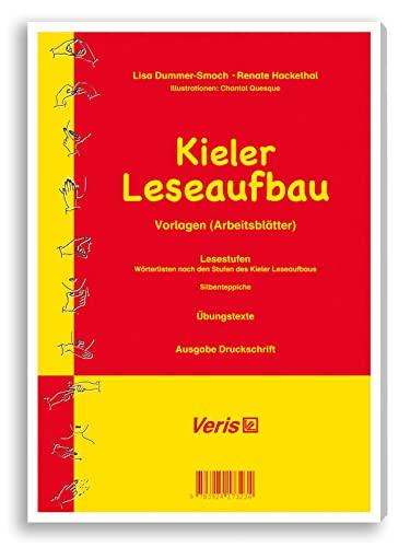 Kieler Leseaufbau / Einzeltitel / Kieler Leseaufbau. Vorlagen (Druckschrift): Lisa ...