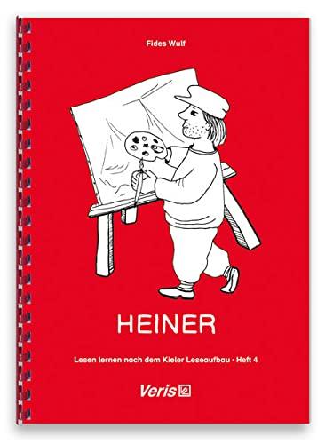 9783924173555: Lesen lernen nach dem Kieler Leseaufbau / Heiner: Ausgabe: Druckschrift