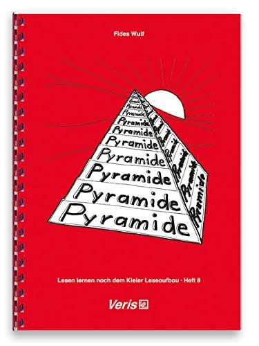 Lesen lernen. Heft 8. Nach dem Kieler Leseaufbau / Pyramide. Druckschrift (Paperback): Fides Wulf