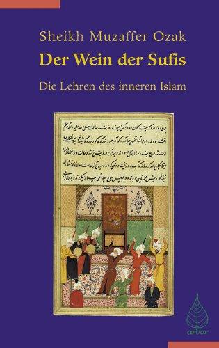 9783924195809: Der Wein der Sufis.