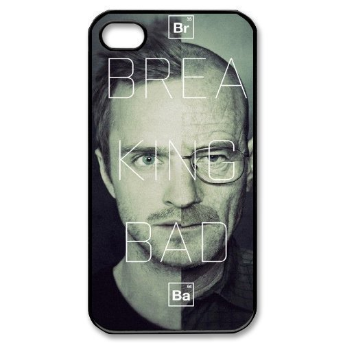 9783924245542: Breaking Bad Custom Cover Case for iphone 5 5s diy phone case ygtg320300