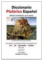 9783924468378: Diccionario Pictórico Español: Método Autodidáctico para Adultos