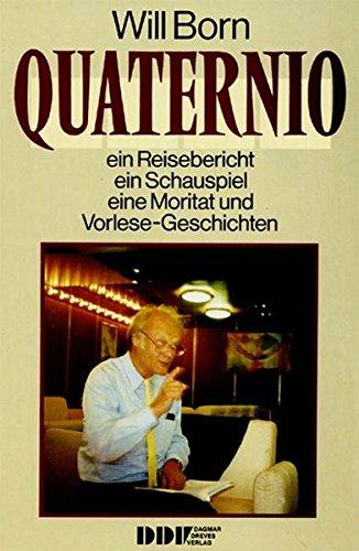 9783924532727: Quaternio
