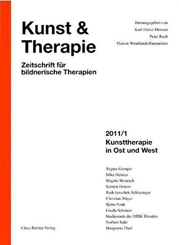 9783924533649: Kunsttherapie in Ost und West
