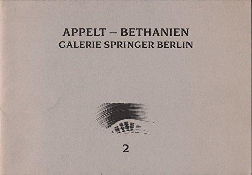9783924540036: Sorano - Bethanien: 22 Postkarten nach fotografischen Langzeitaufnahmen (Erstveröffentlichungen von Serien zeitgenössischer Kunst in Postkartenformat). 2 Bände.