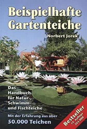 9783924564049: Beispielhafte Gartenteiche