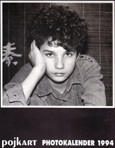 9783924616274: 1994 Pojkart Photokalender (Boy Photos)