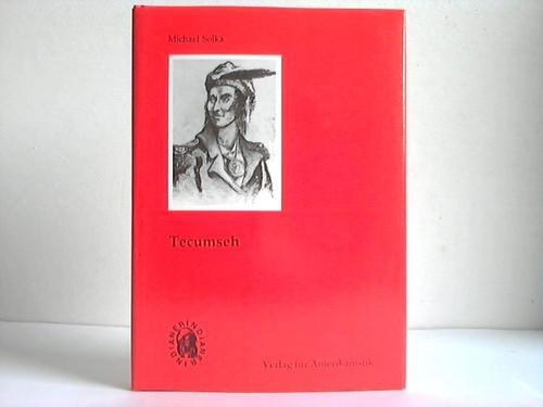 9783924696962: Tecumseh (Livre en allemand)