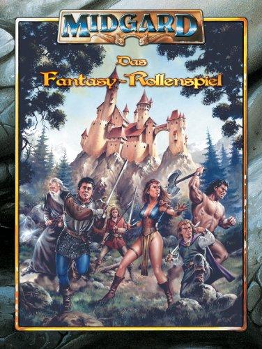 Midgard - Das Fantasy-Rollenspiel - Jürgen E. Franke