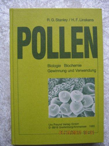 9783924733001: Pollen: Biologie, Biochemie, Gewinnung und Verwendung (Livre en allemand)