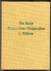 9783924792107: Der Kreis Bartenstein /Ostpreussen in Bildern