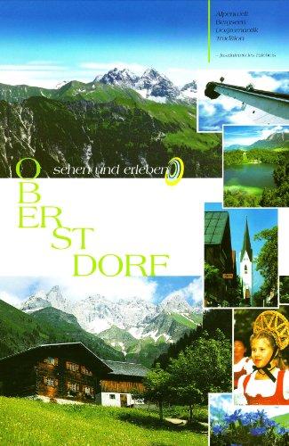 9783924809690: Oberstdorf sehen und erleben