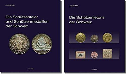 9783924861957: Die Schützentaler und Schützenmedaillen der Schwei